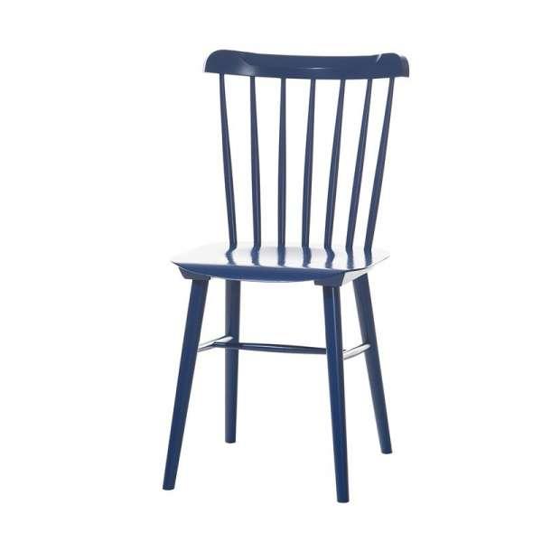 Chaise brasserie en bois - 4