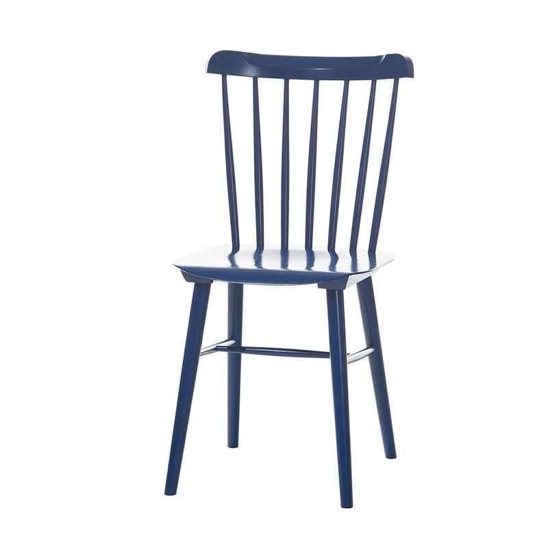 chaise brasserie en bois 4. Black Bedroom Furniture Sets. Home Design Ideas