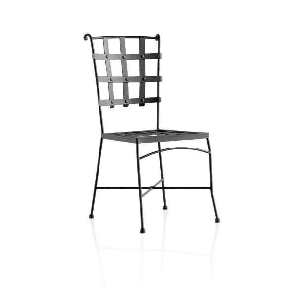 Chaise en métal - Genova - 2