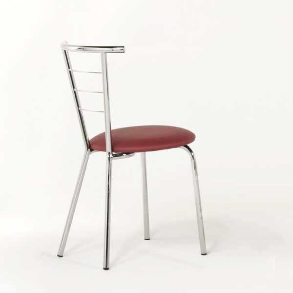 chaise de cuisine valerie. Black Bedroom Furniture Sets. Home Design Ideas