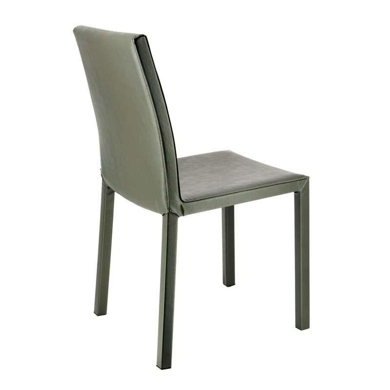 Chaise de salle à manger contemporaine en synthétique - Gala | 4 ...