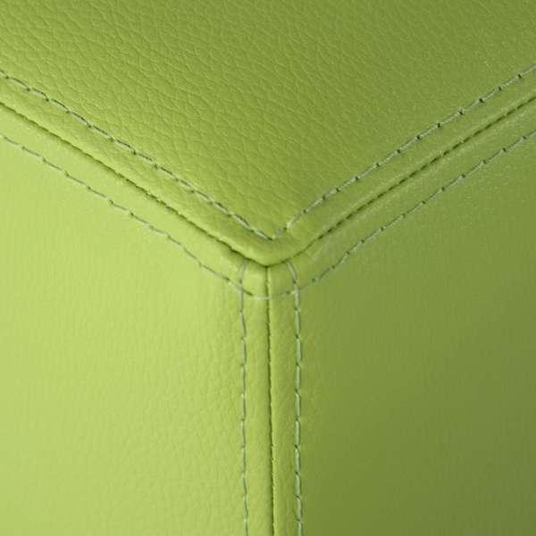 Pouf carré en vinyl – Quadra - 3