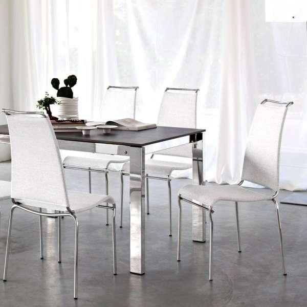 Chaise design Air High en batyline Calligaris® - 8