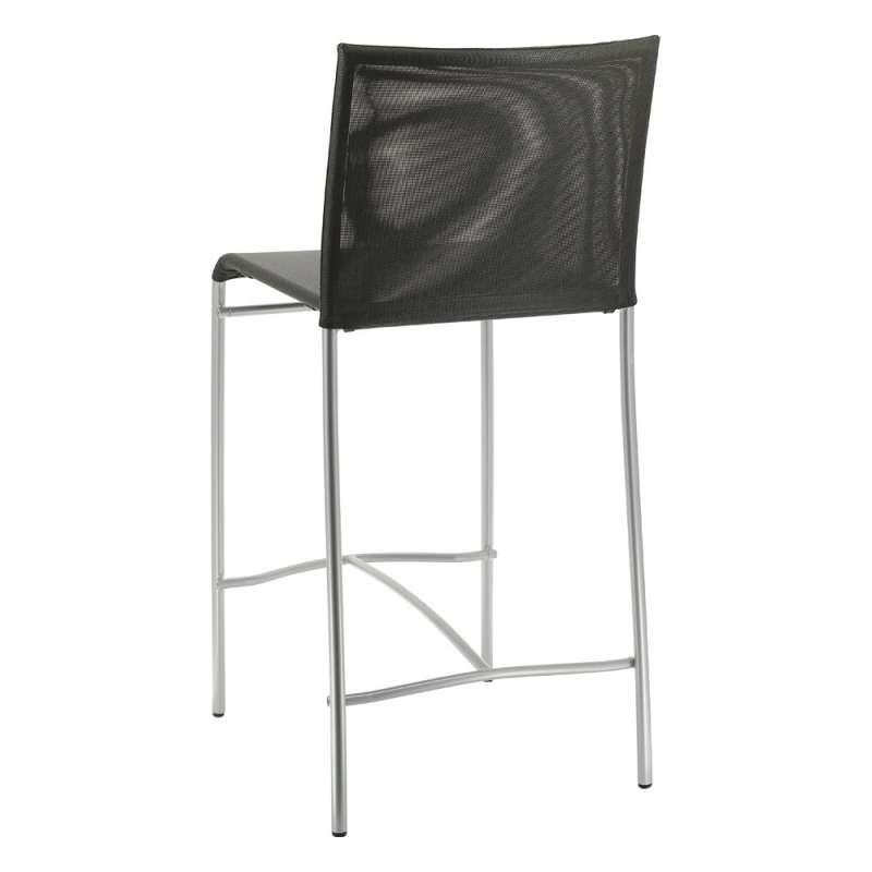 tabouret snack en m tal et batyline jenny 4 pieds tables chaises et tabourets. Black Bedroom Furniture Sets. Home Design Ideas