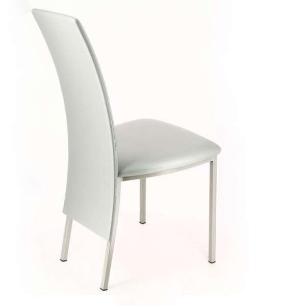 chaise contemporaine de salle manger en synth tique elyn 4. Black Bedroom Furniture Sets. Home Design Ideas
