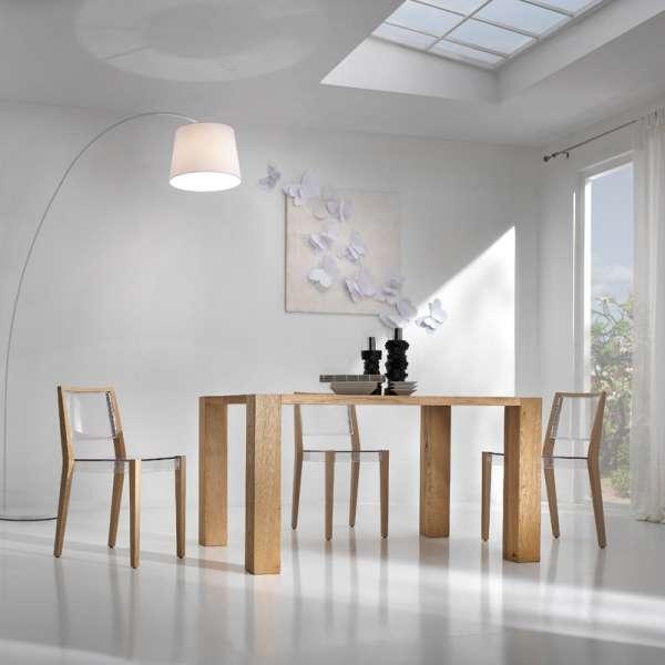 Chaise design en plexi Together - 5