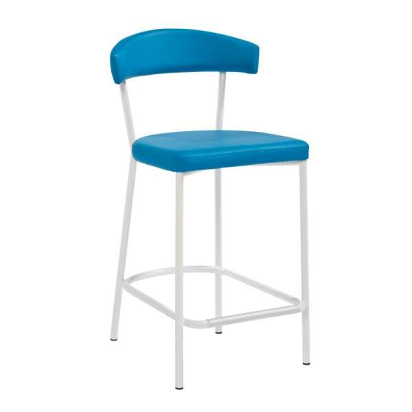 tabouret snack de cuisine moderne elli 4 pieds tables chaises et tabourets. Black Bedroom Furniture Sets. Home Design Ideas