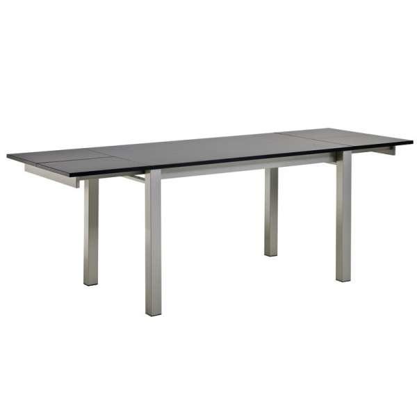 Table de cuisine extensible en stratifi alicante 4 for Table extensible cuisine