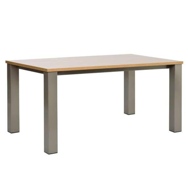 Table de cuisine rectangle en stratifié - Quinta 3 - 3