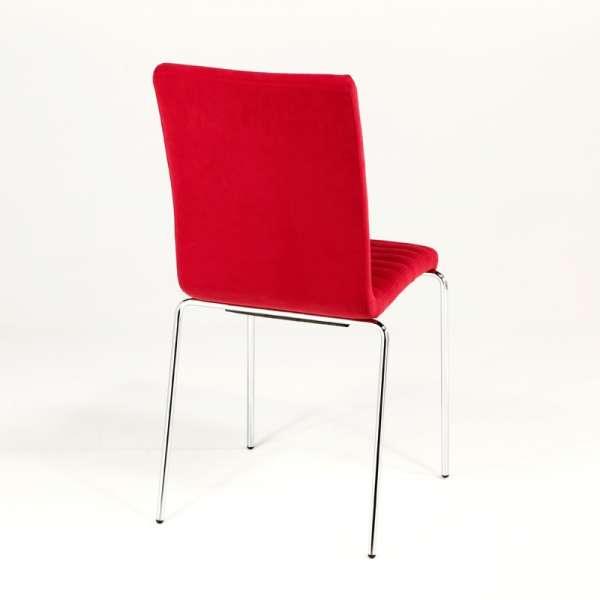 Chaise design Krono en métal Midj® - 7