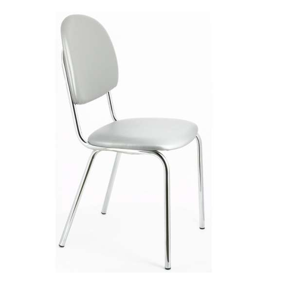 Chaise de cuisine en métal et synthétique - STR05 9 - 9