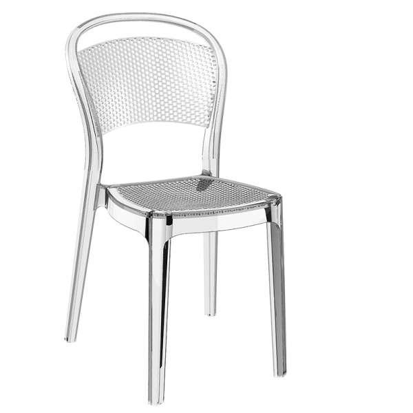 Chaise design en plexi Bee 6 - 6