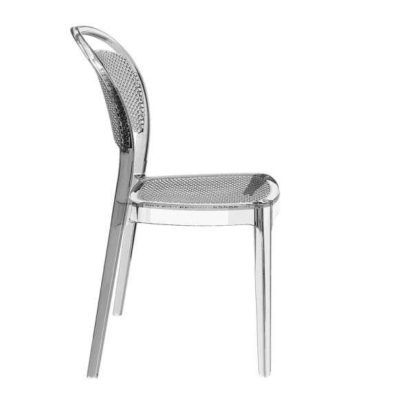 Chaise design en plexi Bee 7 - 7