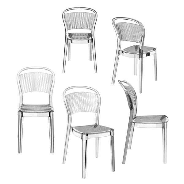 Chaise design en plexi Bee 14 - 14
