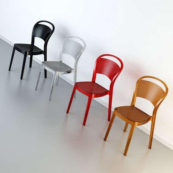 Chaise design en plexi Bee 16 - 16