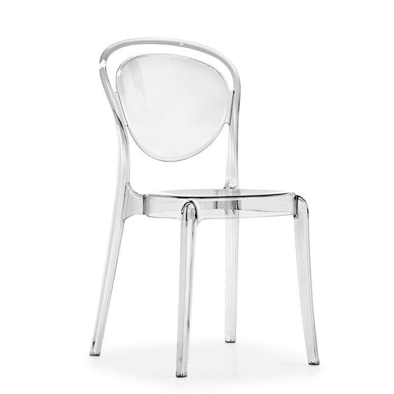 Chaise Design En Plexi Parisienne CalligarisR