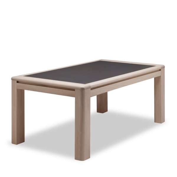 table de salle manger en c ramique rectangle carr e