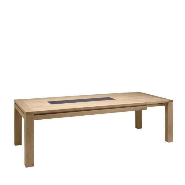 Table de salle manger en ch ne massif conception g 4 for Table de salle a manger 3 suisses