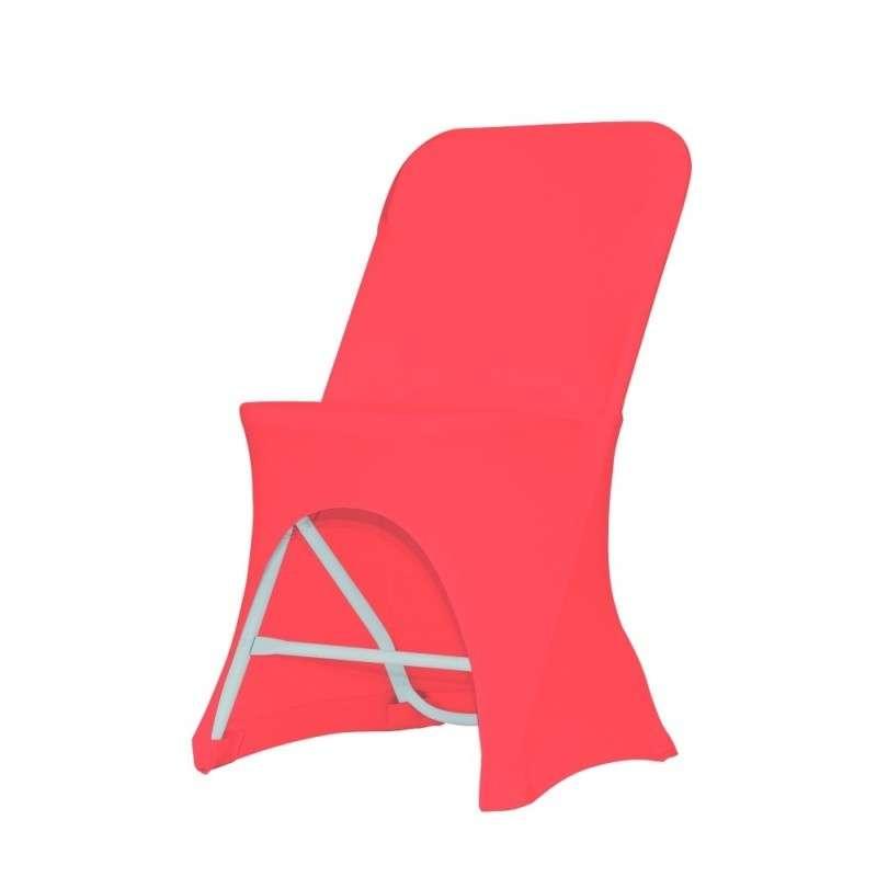 Housse de chaise stretch 4 pieds tables chaises et for La housse de chaise