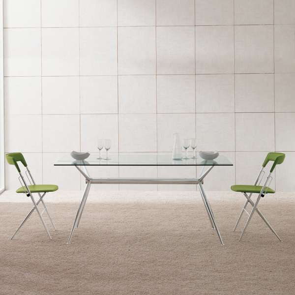 Table en verre design - Brioso Midj®