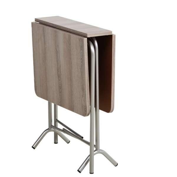Table d'appoint en stratifié 100 x 60 cm - TP16 3 - 3