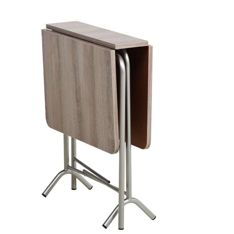 Table d 39 appoint en stratifi 100 x 60 cm tp16 4 pieds for Table d appoint cuisine