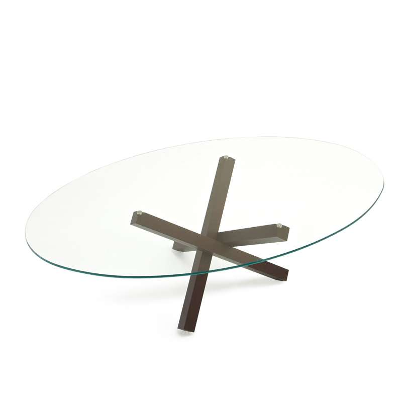 Awesome table ovale design contemporary joshkrajcikus for Table salle a manger ovale