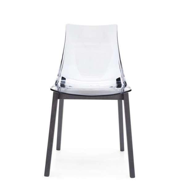 Chaise design en bois et plexi Led-Wood 9 - 15