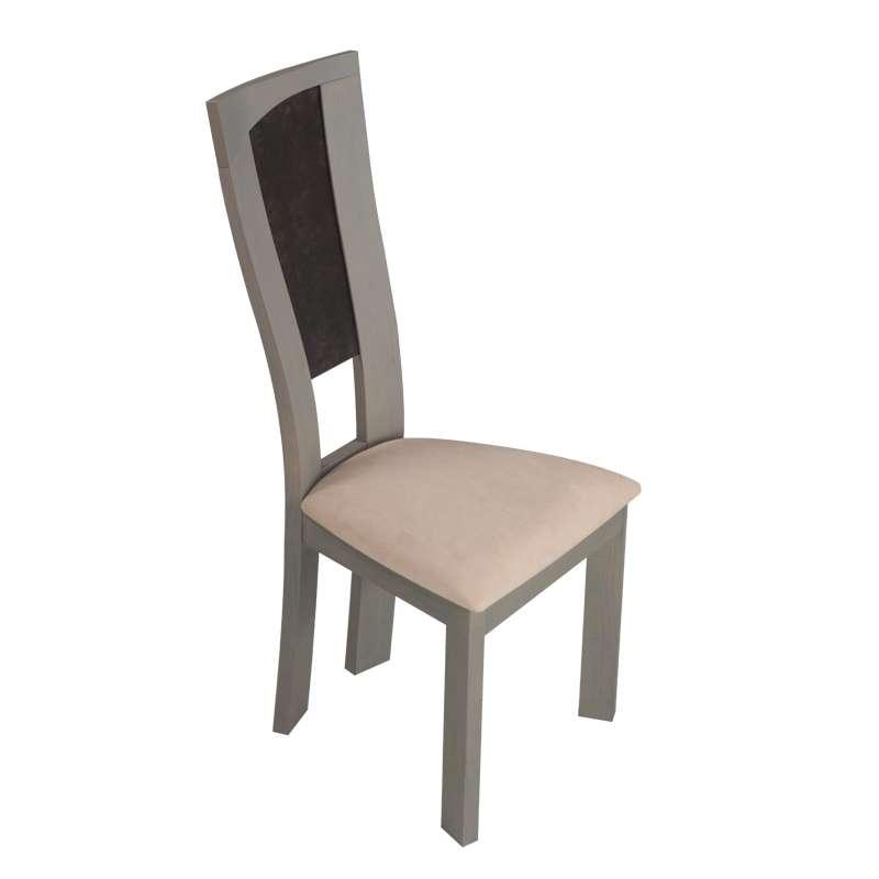 chaise de s jour contemporaine de fabrication fran aise nymph a 4 pieds tables chaises et. Black Bedroom Furniture Sets. Home Design Ideas