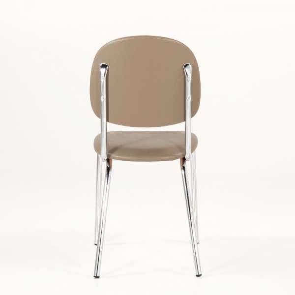 Chaise de cuisine en métal et synthétique - STR05 6 - 6