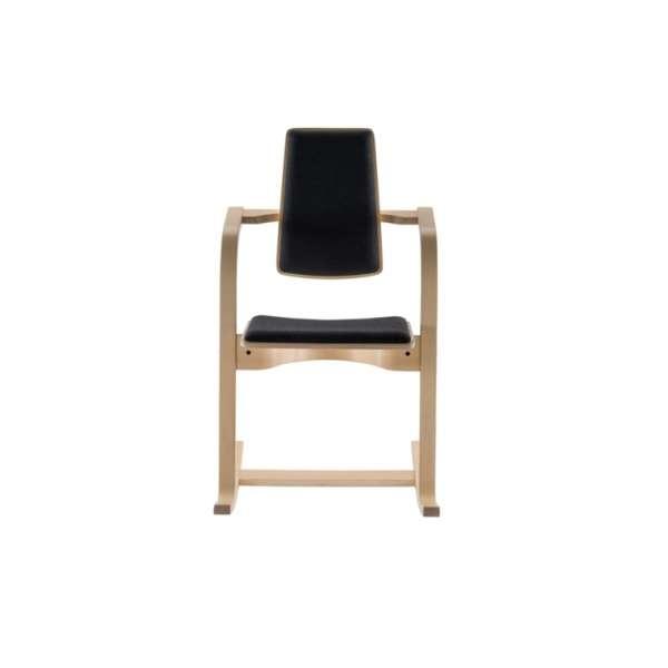 Chaise de bureau ergonomique face - Actulum Varier® - 3