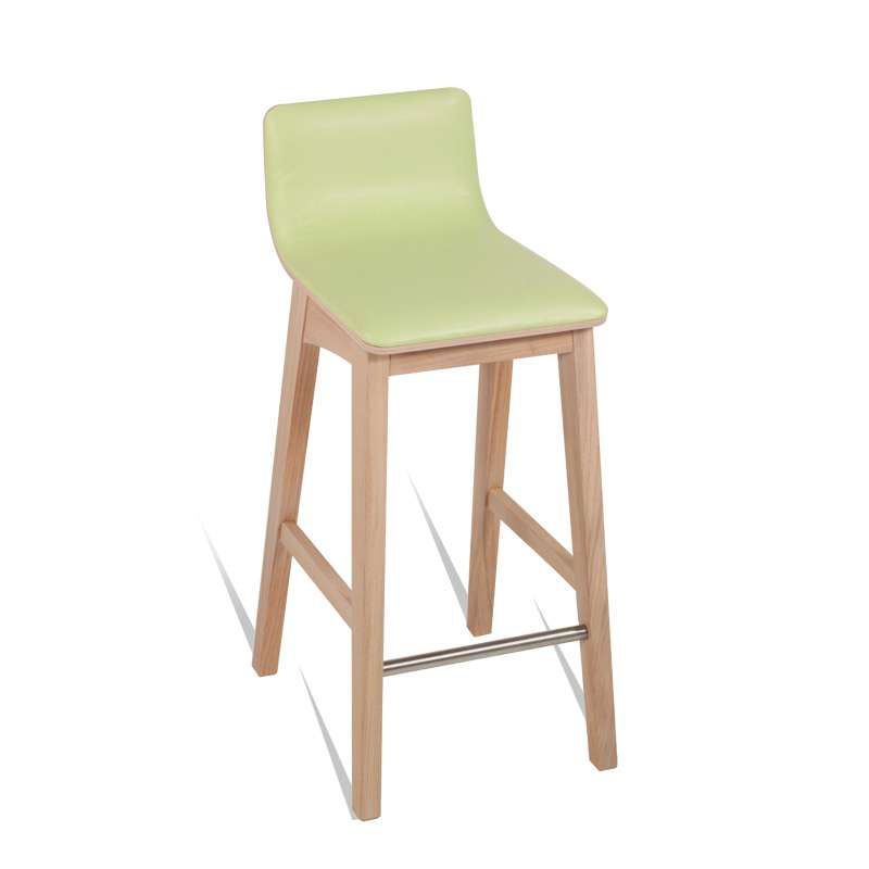 Tabouret de bar ou snack moderne en bois enoa 4 for Tabouret bar contemporain