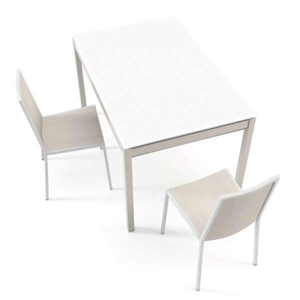 Chaise de cuisine en métal et bois Concept 2 - 3