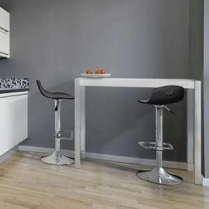 Table en verre - petit espace - hauteur 90 cm - Cumbre 4
