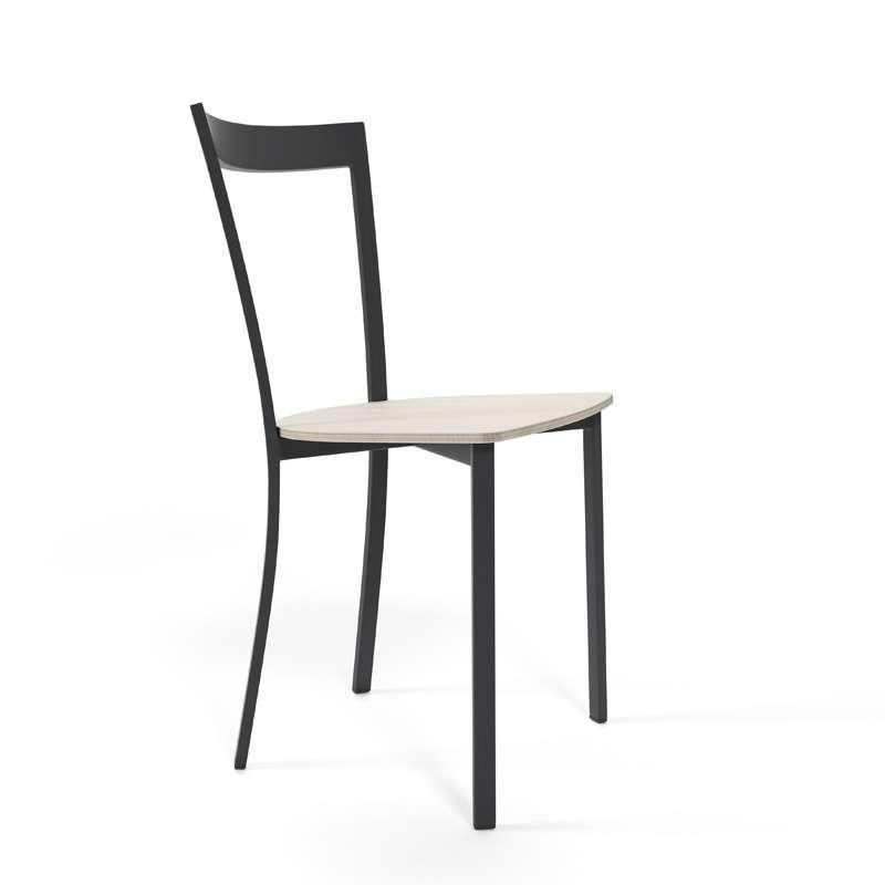 chaise de cuisine pivotante chaise de cuisine en mtal et vinyl rosita with chaise de cuisine. Black Bedroom Furniture Sets. Home Design Ideas