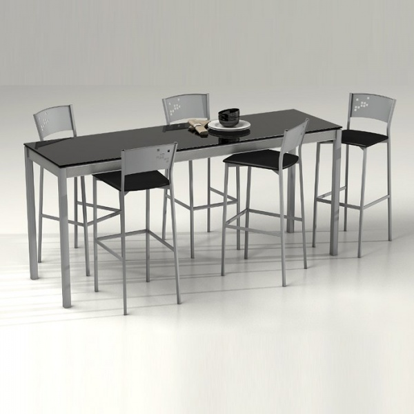 table en verre sur mesure personnalisable multipla 4. Black Bedroom Furniture Sets. Home Design Ideas