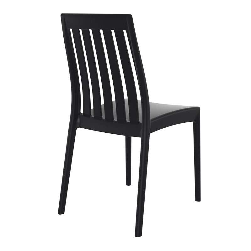 Chaise moderne en polypropyl ne soho 4 - Chaise en polypropylene ...