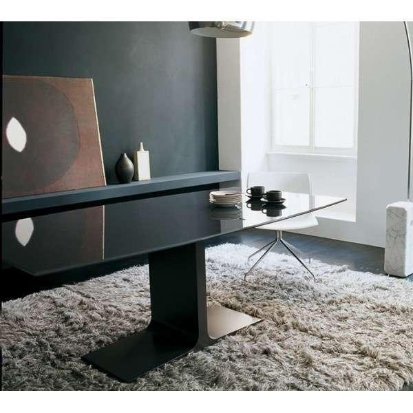 Table design en verre rectangulaire - Palace Sovet® - 5