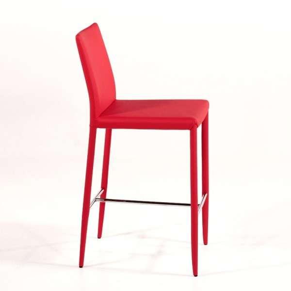 tabouret contemporain en synth tique beo 4 pieds. Black Bedroom Furniture Sets. Home Design Ideas