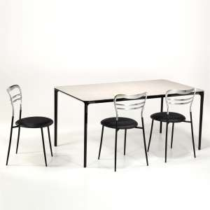 Table en céramique design extensible -  Slim Sovet®