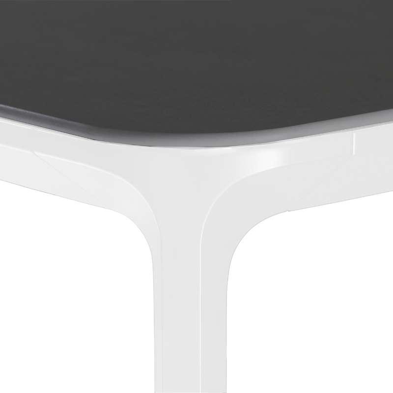 table en c ramique design extensible slim sovet 4. Black Bedroom Furniture Sets. Home Design Ideas