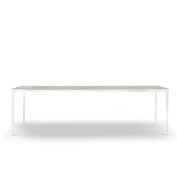 Table en céramique design extensible -  Slim Sovet® 10 - 10