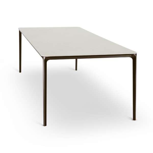 Table en céramique design extensible -  Slim Sovet® 6 - 6