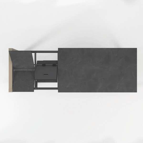 Table en céramique extensible Quadra - 11 - 11