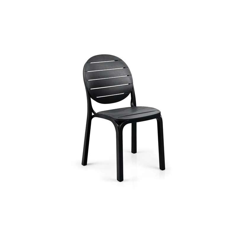 chaise de jardin en polypropyl ne erica 4. Black Bedroom Furniture Sets. Home Design Ideas