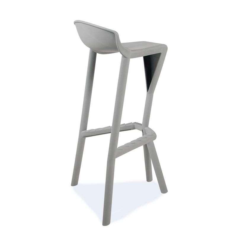 c0fe85dd2181b tabouret bar plastique design - Maison design