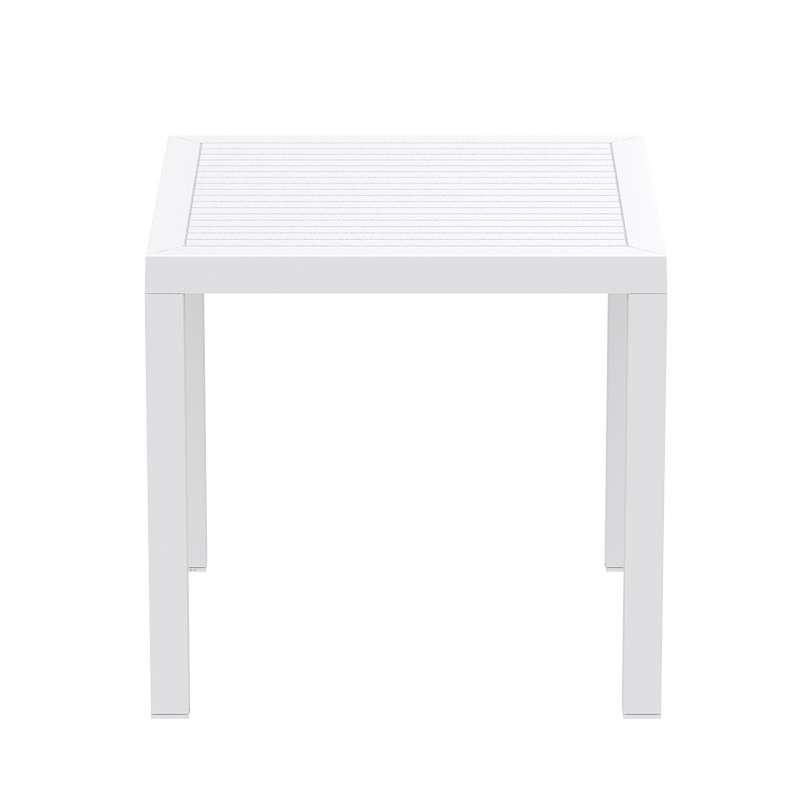 Stunning table de jardin plastique carree photos amazing - Table terrasse plastique ...