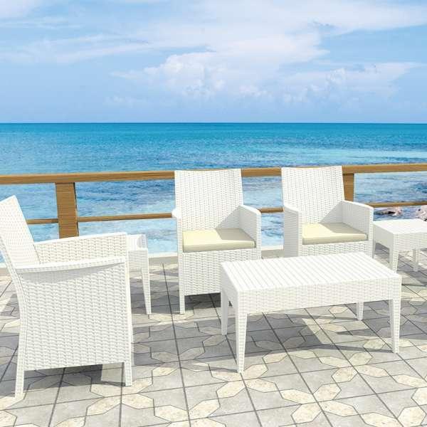 table basse de jardin - Miami - 2