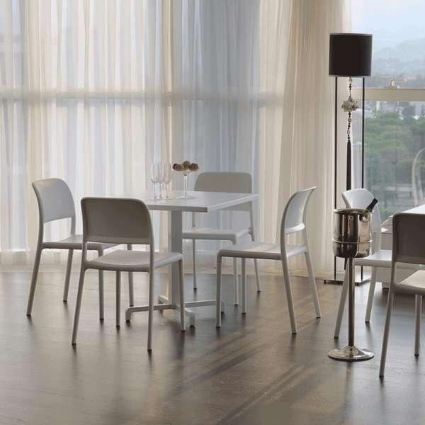 Chaise en plastique polypropylène - Riva Bistrot - 2
