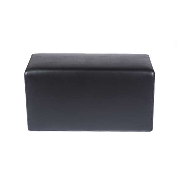 Pouf rectangulaire marron - Max Q78 - 7
